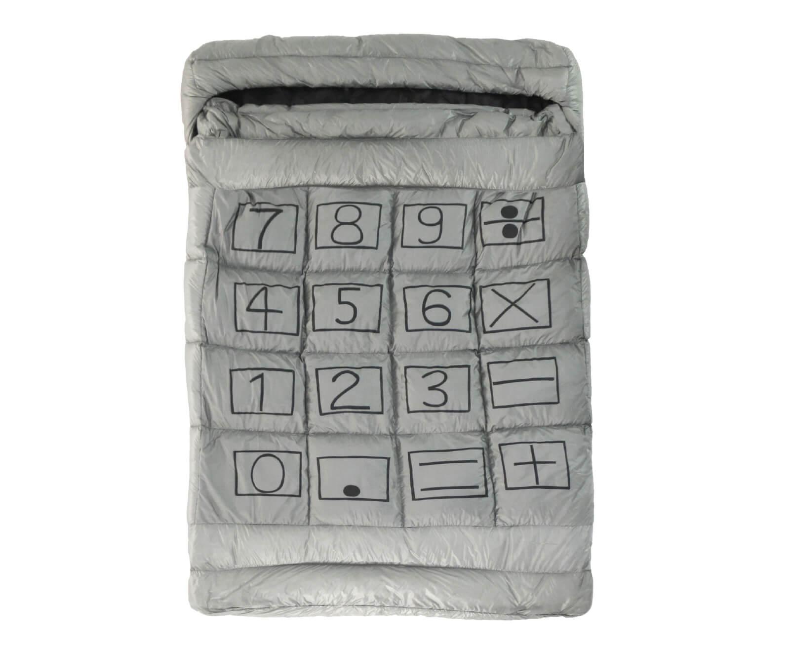 "NANGA×Ken Kagami ""The Calculator"""