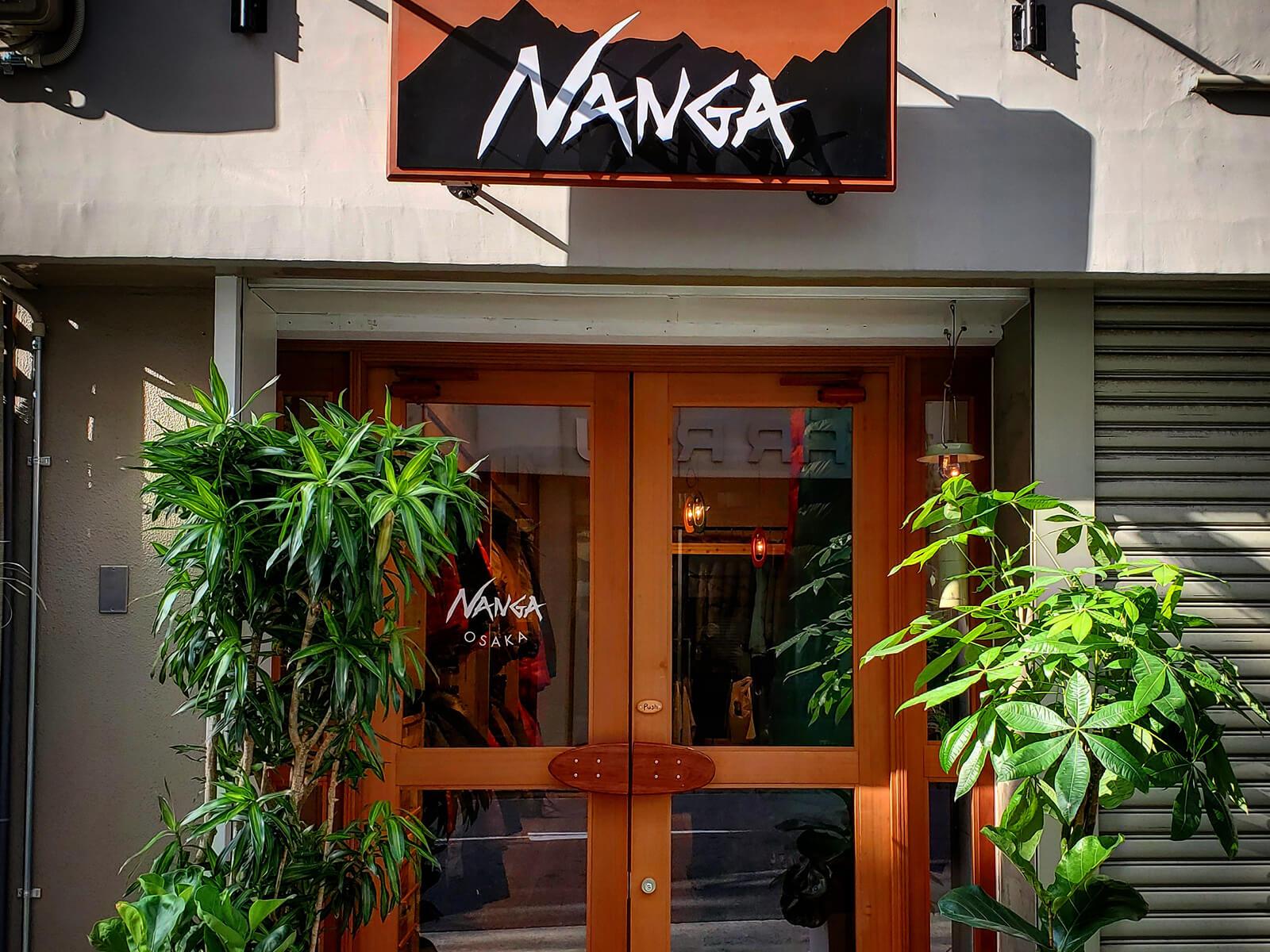 NANGA SHOP OSAKA
