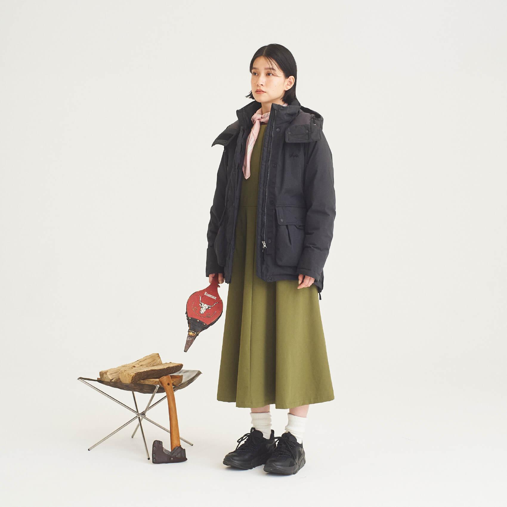 TAKIBI DOWN JACKET (WOMEN)