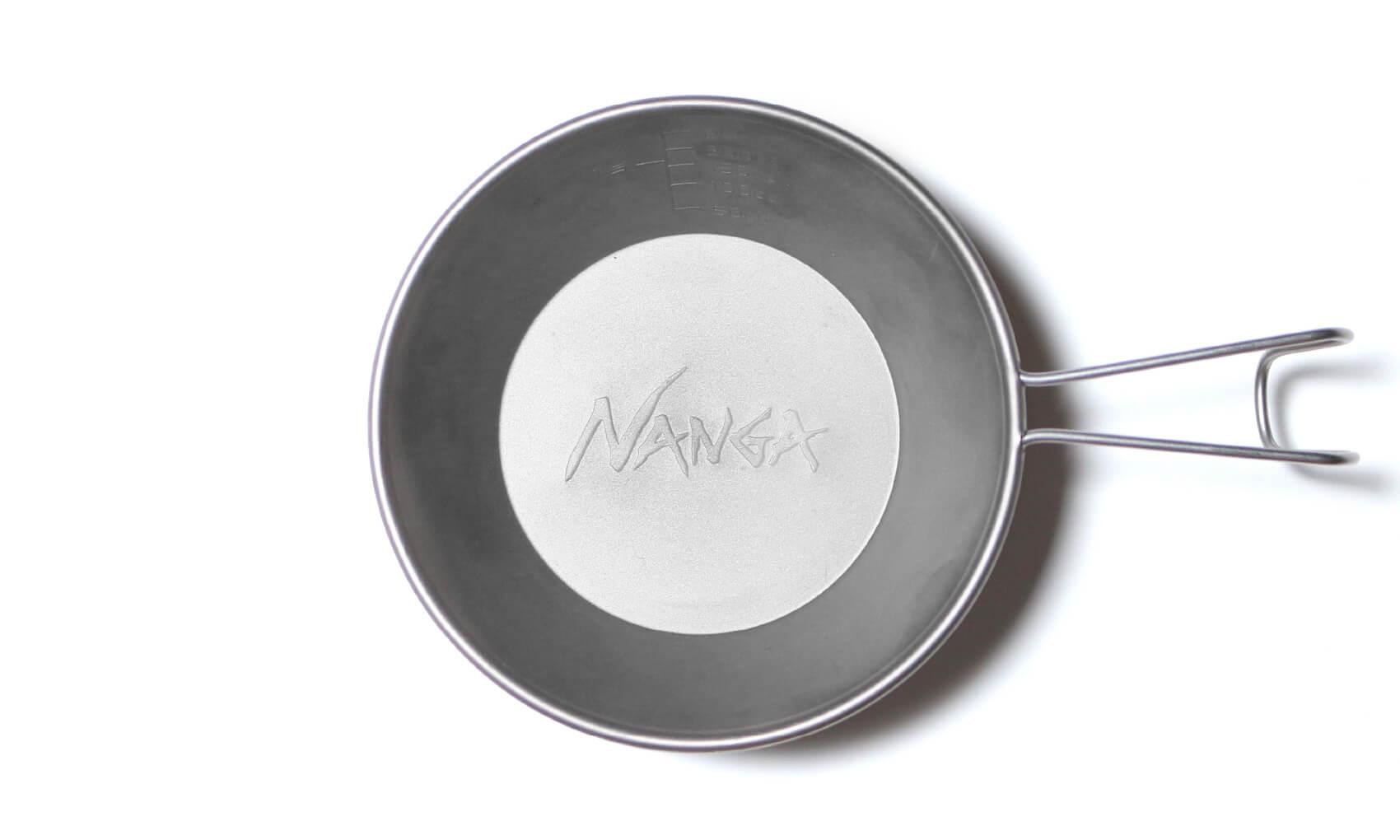 NANGA TITANIUM SIERRA CUP