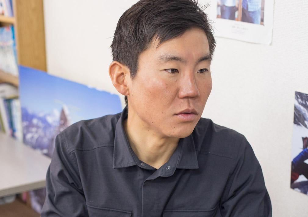 KENRO NAKAJIMA / 中島健郎 (ナカジマ・ケンロウ)