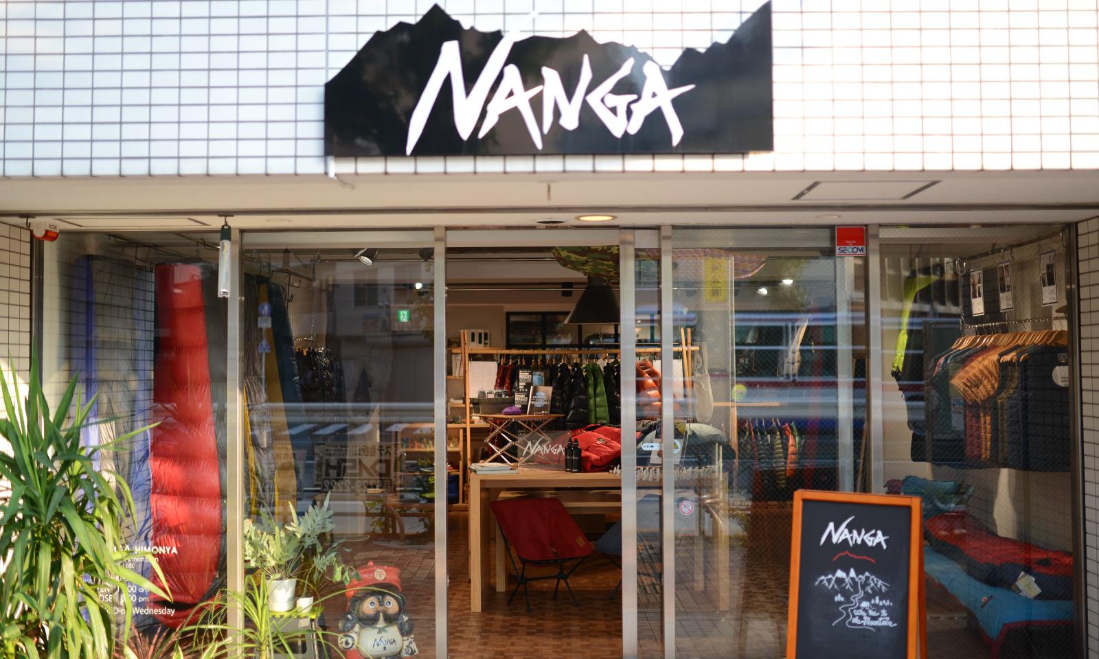 NANGA SHOP TOKYO