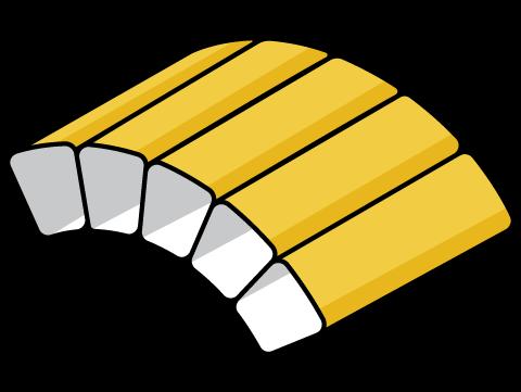 ディファレンシャルボックスキルト構造