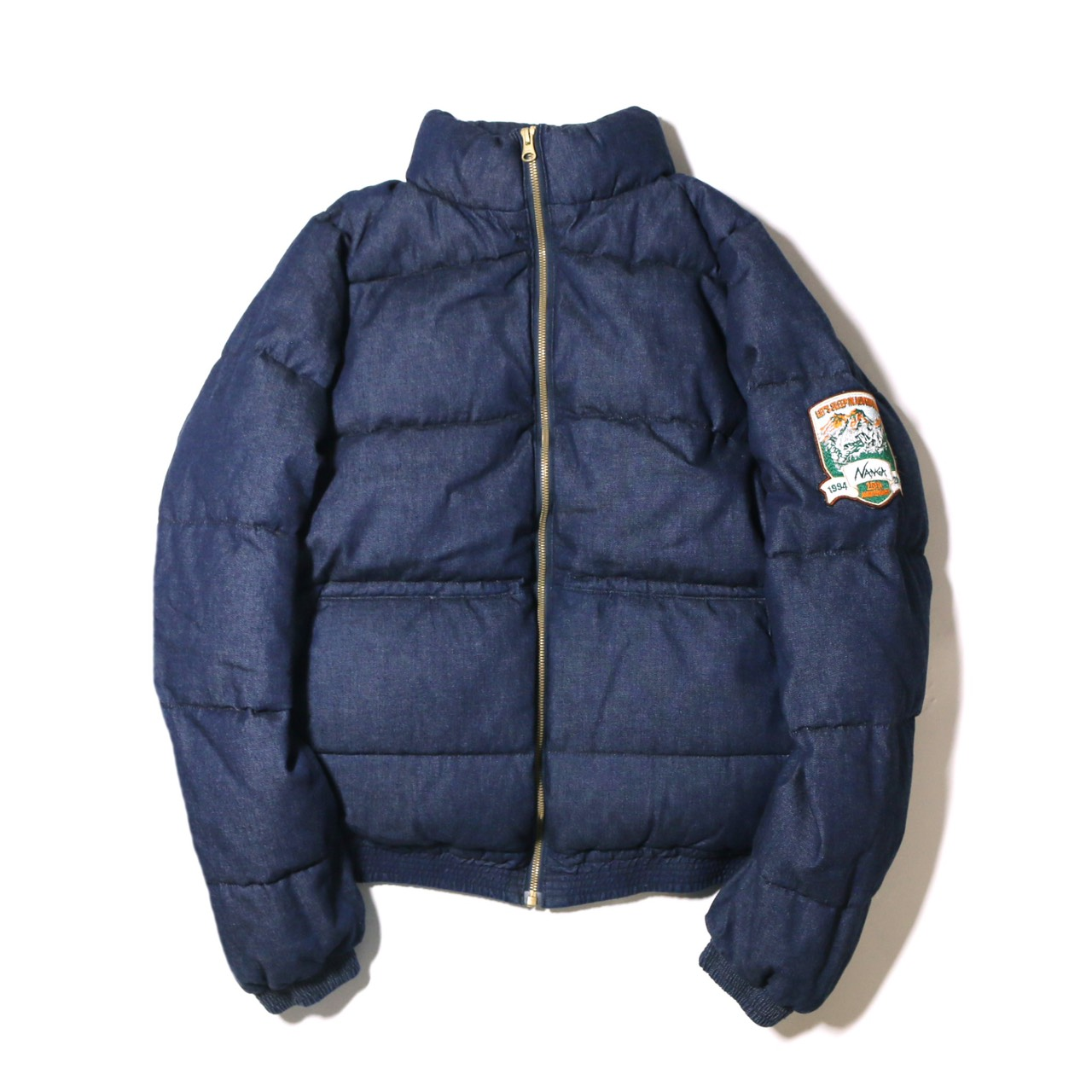 25th Anniversary Down Jacket(Denim)